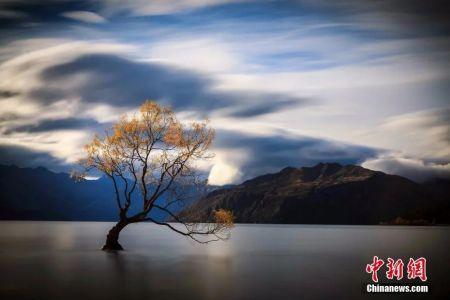 资料图:新西兰瓦纳卡湖LakeWanaka。中新社发 张钟明 摄